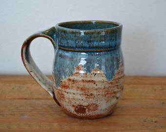 Mug, coffee mug, tea cup, drinking mug, beverage mug, soup mug, pottery mug, handmade mug