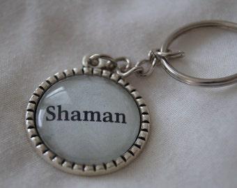 Shaman Keychain