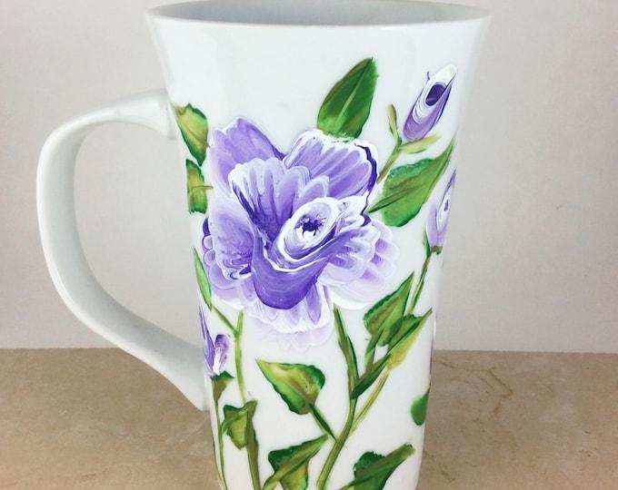 Latte Mug, Coffee Mug, Custom Mugs, Porcelain Mugs, Personalized  Mug, Gift for her, unique coffee mug, Latte Mugs, BFF Gift, Sister Gift,