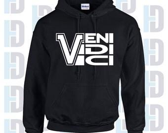 Veni, Vidi, Vici Hoodie (1 Color Design)