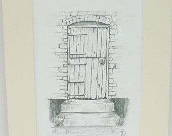 Two in One - Doorway