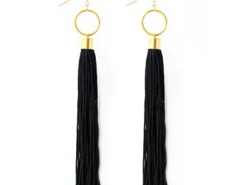Bohemian Statement Earrings - Bohemian Statement - Tassel Earrings