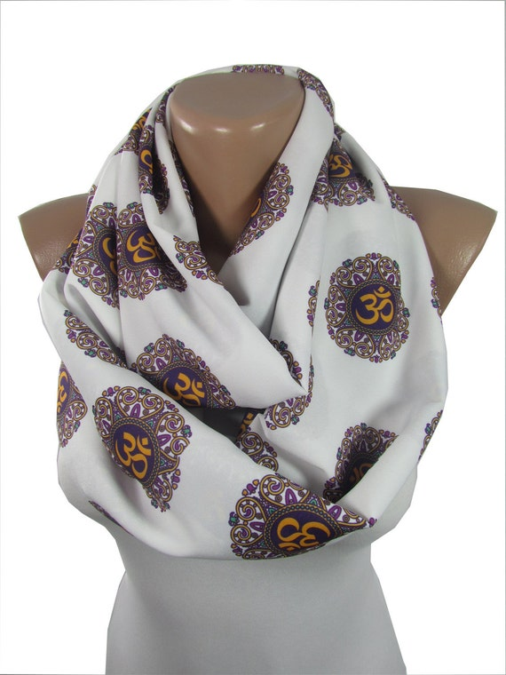Shop the Vinyasa Scarf *Rulu | Women's Scarves & Gloves. With a couple twists, this versatile scarf turns into a warm wrap, cozy cardigan, or an endlessly-customizable infinity scarf.