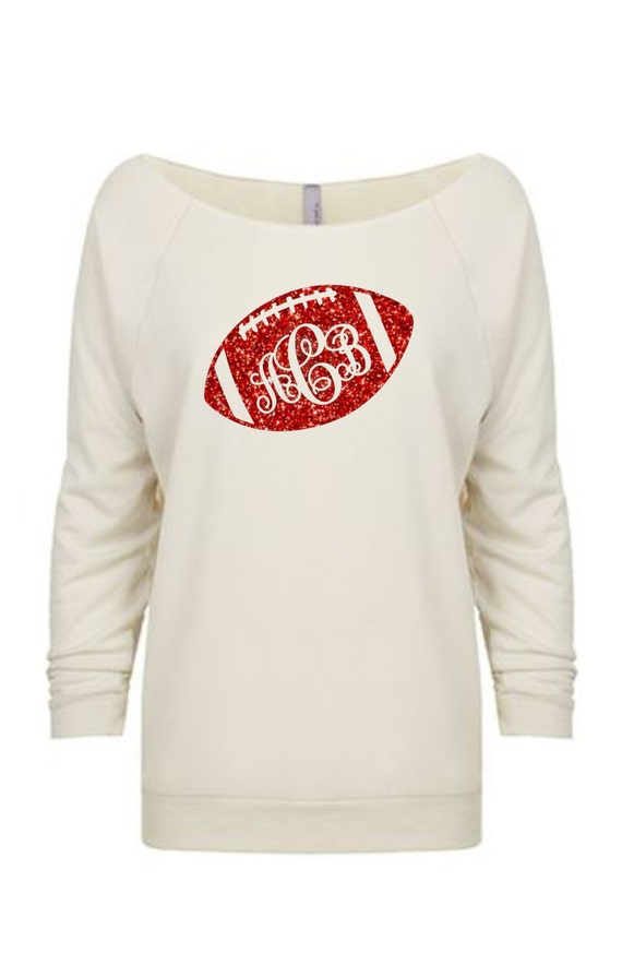 Football shirts for women customized football by for Custom football shirt printing