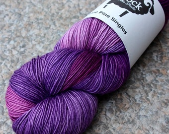Lone Pine Singles - Lupine colourway