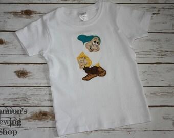 """Seven Dwarfs """"Bashful"""" Shirt"""