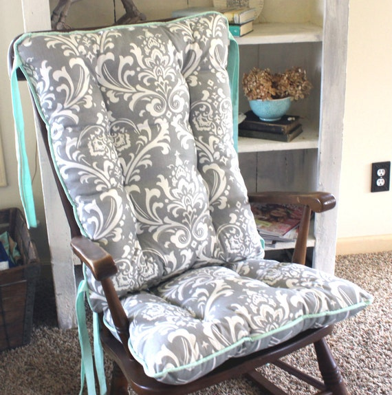 Rocking Chair Cushions, Glider Replacement Pads, Rocker Cushions ...