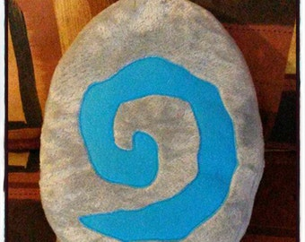 Pillow Plush Hearthstone - World Of Warcraft WoW Inspired
