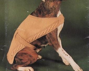 Boxer Dog Coat Knitting Pattern : Crochet boxer Etsy