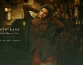 """Outdoor Photoshop Action Instant Download """"Mtn Rage"""" Photoshop Photographer's Action Photography Photoshop Action"""