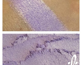 Candy Girl - Lavender/Gold Mineral Eyeshadow