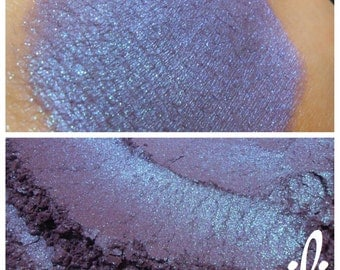Pixie - Purple and Blue Mineral Pigment - Eyeshadow - ili