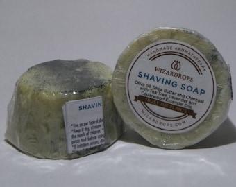 Organic Handmade Shaving Soap