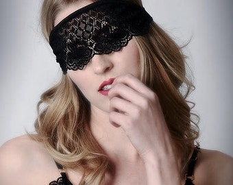 Ailith Lace Eye Mask