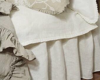 Jupe de lit battenburg