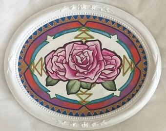 Desert Rose Fine Art Painting