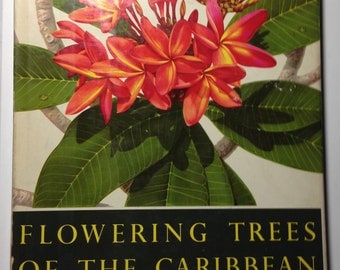 Flowering Trees of the Caribbean