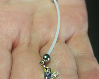 Buy low price, high quality hypoallergenic belly ring with worldwide shipping on tanahlot.tk