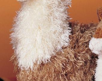 Plush Alpaca - Paddy