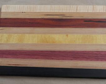 Exotic Wood Cutting Board-51