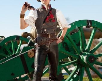 Mens vest, mens waistcoat, mens steampunk vest, steampunk vest men