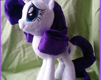 My little Pony Rarity Plush