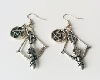 Buffy the Vampire Slayer Earrings