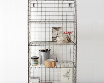 Metal Wired Shelves