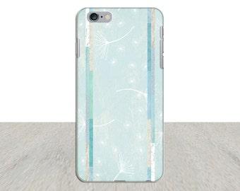 boho phone case, nature phone case, feather Phone case, iPhone 7 case, iPhone 7 plus case iPhone 6 phone case iPhone 8 case, blue phone Case