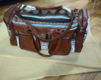 Travel bag Vintage / Vintage Luggage bag