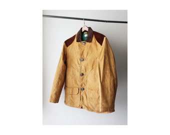 1960's Rust Tan Hunter Jacket