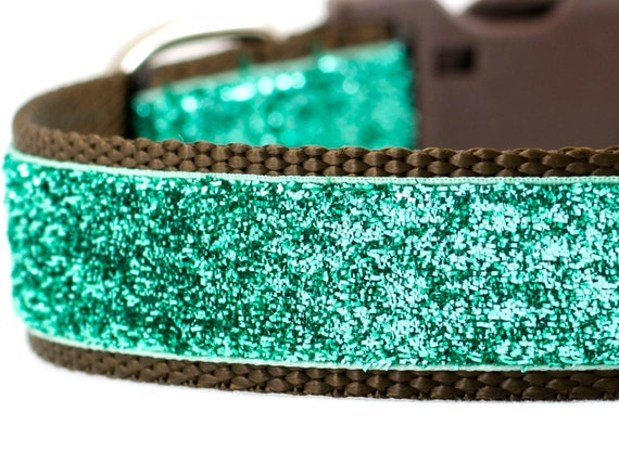 Sparkle Dog Collar With Name