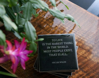 Oscar wilde etsy for Art and decoration oscar wilde