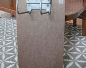 "Vintage ""Office Specialty"" Two Hole Clipboard - Office - Organizing - Paperwork - Preppy - Clip Board"