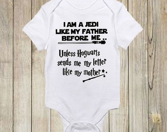 Star Wars Funny  Baby Onesie / Funny Baby Onesie / Funny Baby Bodysuit / Baby Shower Gift /  Star Wars Funny Onesie / Coming Home Outfit