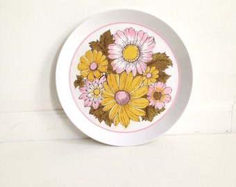 Floral Eden by Mikasa Round Serving Plate