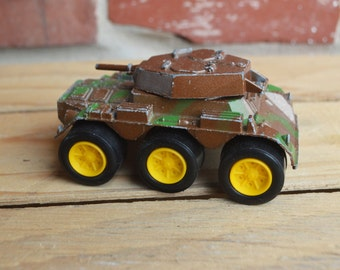Army Metal Toy Tanker/Armory