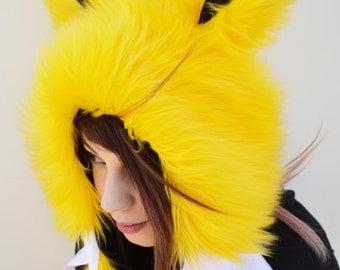 Eeveelution Jolteon Pokemon Rave Hat