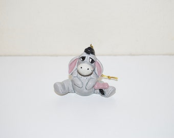 "Eeyore Ornament Figurine Walt Disney Productions Japan Winnie the Pooh 2"""