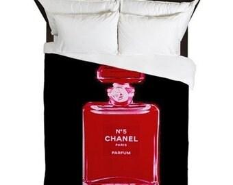 Chanel Bedding Etsy