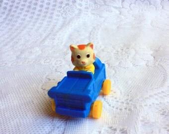 Richard Scarry Busytown Car - Huckle Cat Car - Richard Scarry Toy