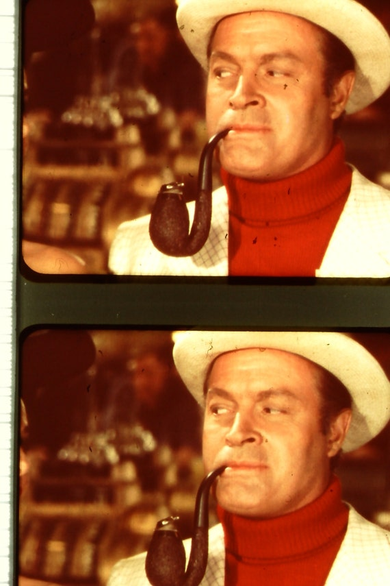 Bob Hope - Son of Paleface - Jane Russell Roy Rogers - 1 Strip of 5 35mm Unmounted film cells ONLY 1 STRIP AVAILABLE of each film cell