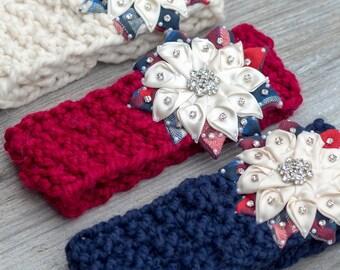 Knit Headband,Ear warmer,Gift for her,Knitted Headband,Valentine Gift,Women's Fall/Winter Fashion Accessory,Stocking Stuffer, Headband