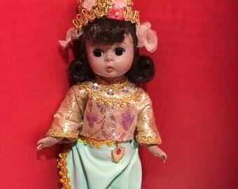 Madame Alexander Indonesian Doll 8 inch