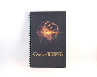 Game of Thrones Weekly Planner (Dark Cover)