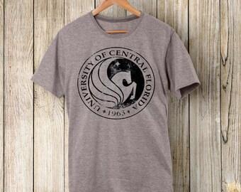 UCF Vintage  T shirt Grunge