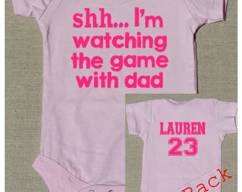 """Personalized Baby Girl  Clothes 