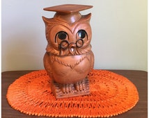Unique Graduation Owl Related Items Etsy