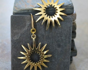 Downing Starburst Earrings