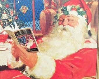 Vintage Dennison Book, Dennison Christmas Book, Christmas Ideas, Vintage Christmas, Dennison Booklet, 1926 Dennison Christmas Pamphlet